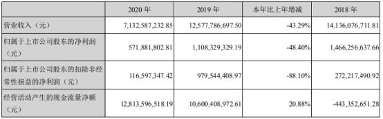 中天金融2020年净利下滑48.4% 董事长罗玉平薪酬101.3万