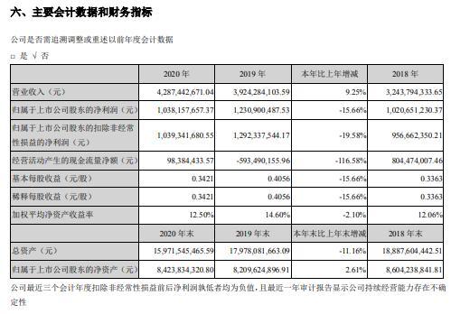 苏宁环球2020年净利减少15.66% 董事长张桂平薪酬230.1万