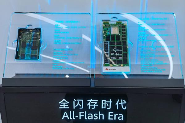 中国第一、全球前三:华为数据存储为数字经济时代保驾护航