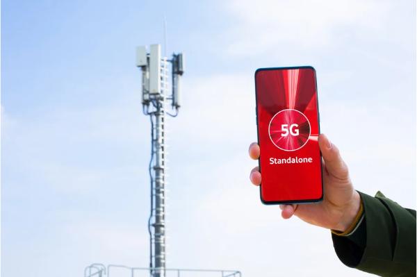 沃达丰携手爱立信推出欧洲首个5G SA商用网络