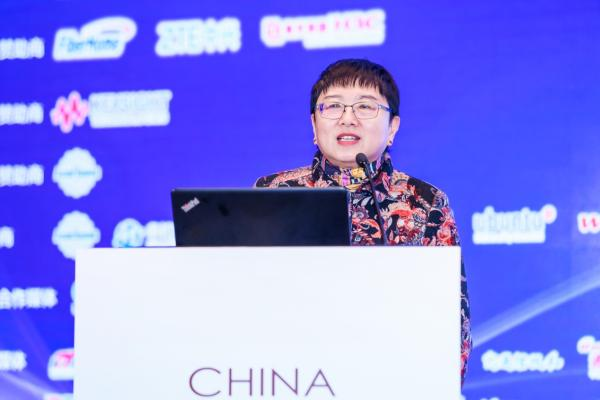 中国通信标准化协会赵慧玲:云网融合标准立项活跃