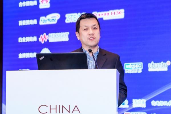 中国移动段晓东:数智云网,推动网络转型新发展