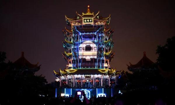 """历史碰撞未来,""""中国光谷科技创新成果光影展""""上演"""