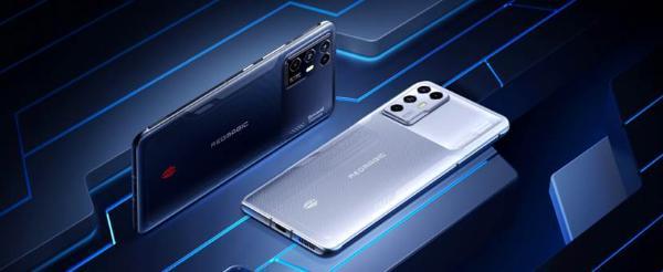 腾讯红魔游戏手机6R发布:骁龙888 144Hz高屏 起价2699