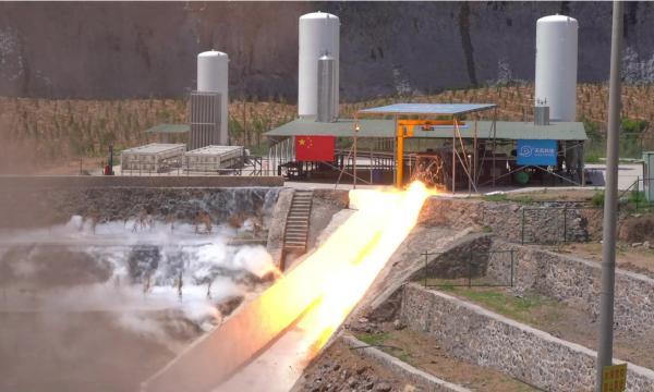 天兵科技液体火箭发动机全系统热试车圆满成功,突破我国航天多项首创技术