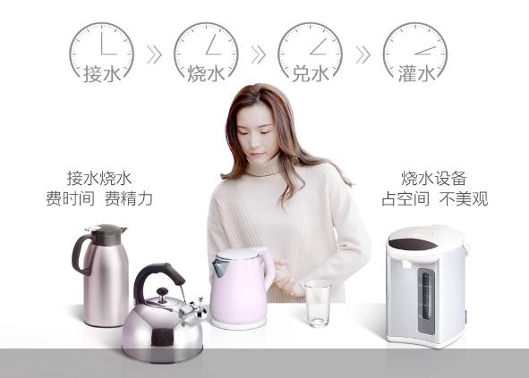 A.O.史密斯橱下冷热即饮净水机荣膺2021首批A+母婴产品认证产品