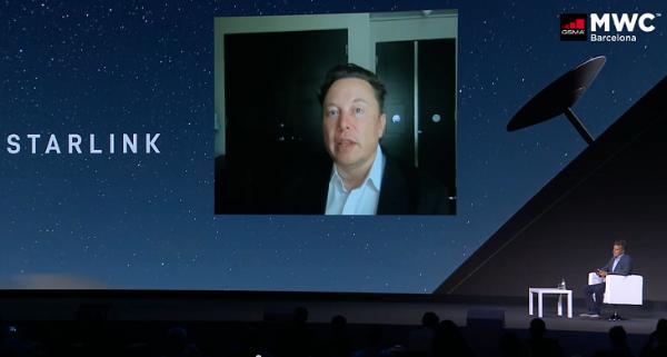 马斯克:Starlink用户12个月内有望超50万 已与电信运营商合作
