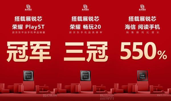 """""""618""""战报背后:越来越多一线手机品牌选择这家国产芯"""