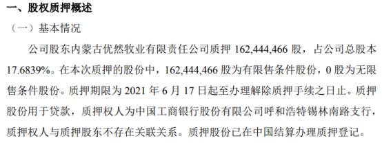 赛科星股东质押1.62亿股 用于贷款