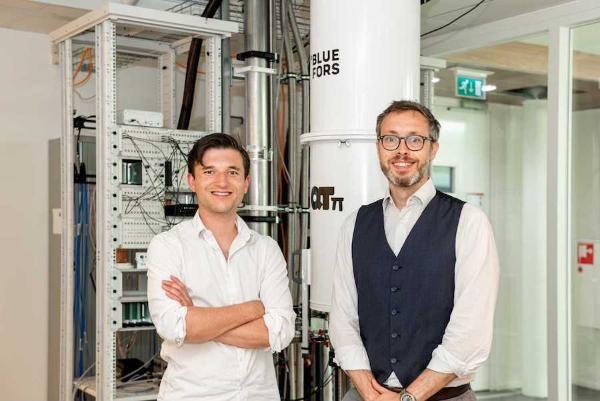 Quantware推出世界首个商用超导量子处理器
