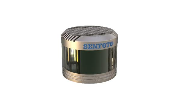 未感科技助力料场智能化管控行业实现高端进口激光雷达国产替代