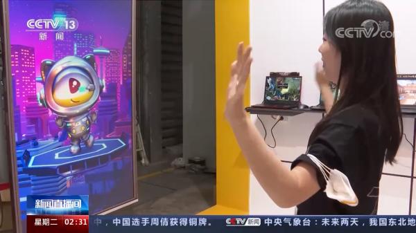 虎牙率先上线3D形象驱动功能,用消费级摄像头实现精准驱动