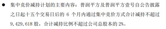 鼎胜新材2名股东拟合计减持不超942.96万股公司股份 一季度公司净利4418.13万