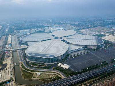 130国参加首届中国国际进口博览会