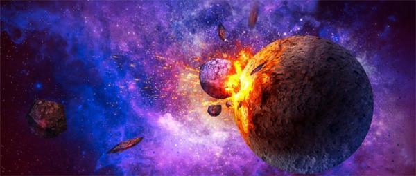 研究表明小行星比人类想象中更经撞 需要更大的能量才能彻底撞碎