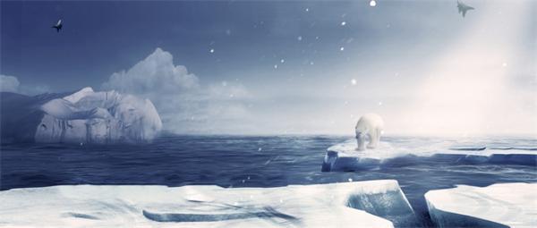 """全球变暖愈发严重!目前格陵兰岛的冰盖消融速度竟为""""史上最快""""!"""