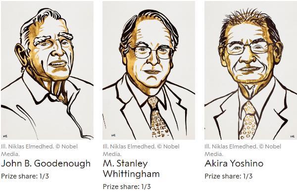 史上最高龄!97岁科学家摘下诺贝尔化学奖桂冠