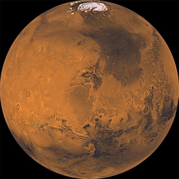 火星地表仍然可能存在生命!火星的这些地方既有水又有氧气