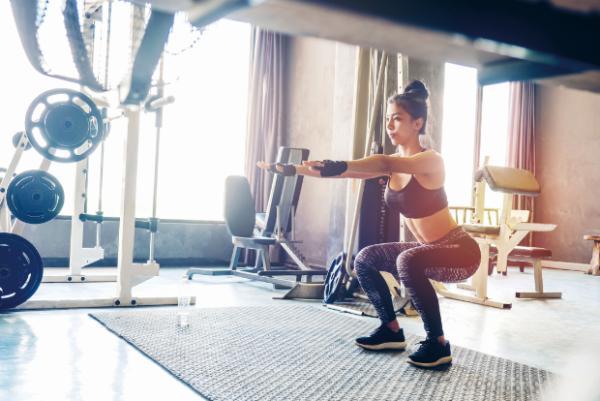 悦健时刻:健身房新玩法