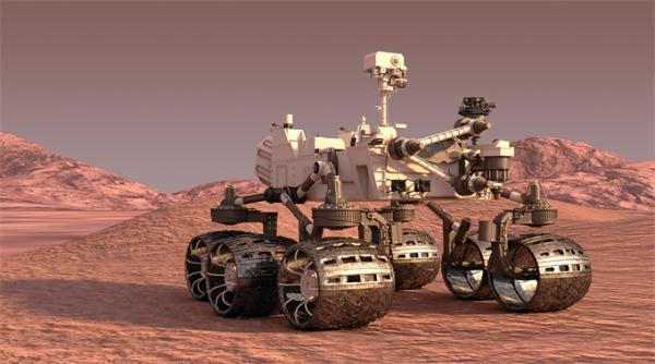 科技日历|第一批火星照片传回地球 火星真实面目震惊世界