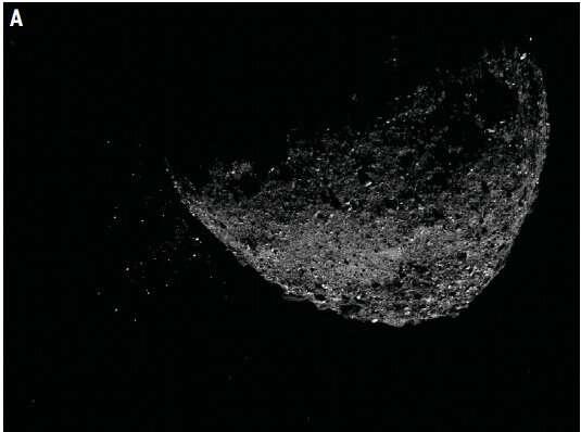 本努小行星出现神秘粒子喷射现象!科学家:有待样本帮助揭开谜底