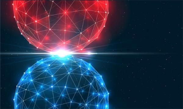 """《自然》:硅量子计算机取得新突破 量子位之间可以""""打电话""""了"""