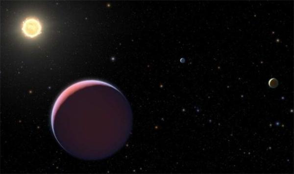 """有水?三颗罕见系外行星难倒天文学家 质量非常轻宛如""""棉花糖"""""""