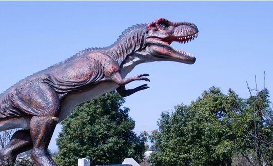 河北承德惊现恐龙足迹 承德避暑山庄原来是侏罗纪公园?