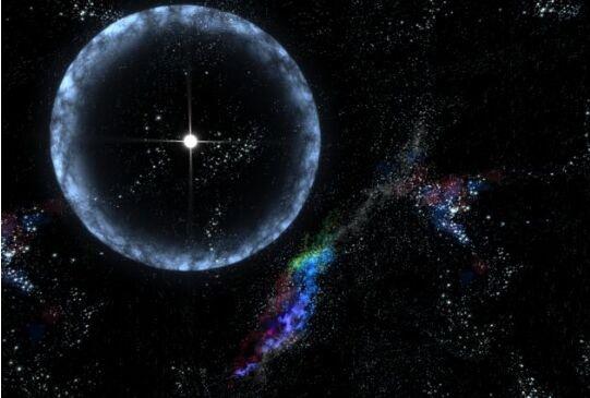 """科技日历丨5万光年外一颗磁星发生超大爆炸 伸手""""拍了拍""""地球电离层"""