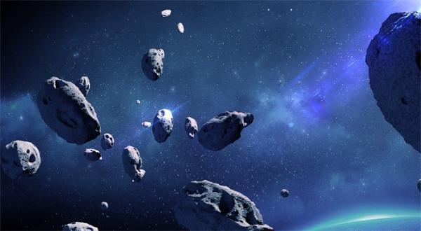 研究人员在陨石中发现了一种全新矿物 此前在大自然中从未见过