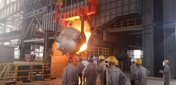 【SMM调研】印尼象屿不锈钢一体化项目试生产 试产产能60万吨