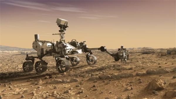 """""""毅力号""""!NASA最新的火星漫游车终于也有名字了"""