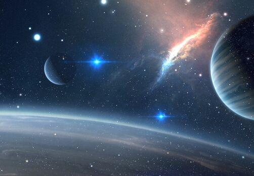 天文学家追踪到神秘高能中微子的来源,指向超大质量黑洞
