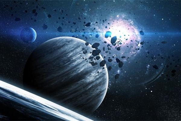 估值249万美元!地球上第五大月球陨石将拍卖 与彗...
