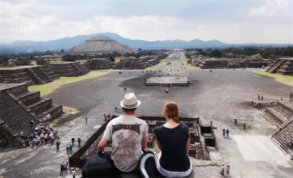 墨西哥发现最大最古老玛雅纪念碑:从南到北绵延近1.5公里,距今有3000多年历史