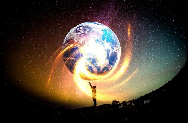 """奇迹!中国天眼捕捉罕见快速射电暴""""三连闪"""":可能在宇宙中跋涉了约百亿年"""