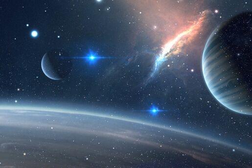 外星来电?研究发现来自外太空的神秘射电暴每隔157天重复一次