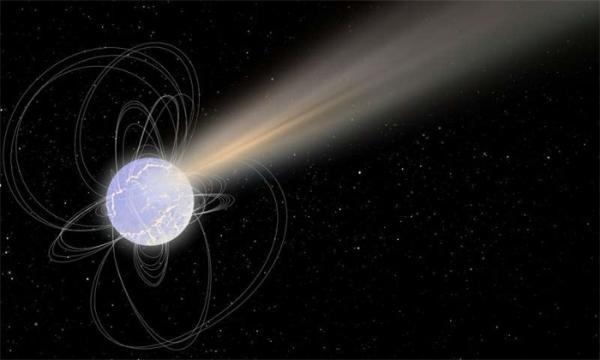 一个存在已久的宇宙之谜解开!科学家发现死星发射出的混合辐射