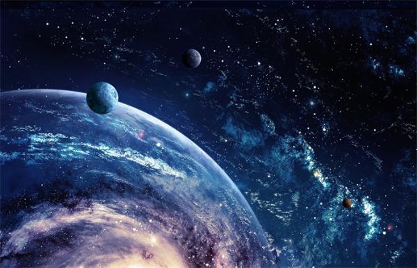 行星发生碰撞时会发生什么?行星的大气层会受到什么影响?