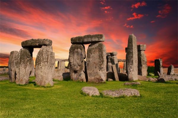 """英国神秘""""巨石阵""""从何而来谜底被揭开:建造者可能来自一个高度自治社会"""