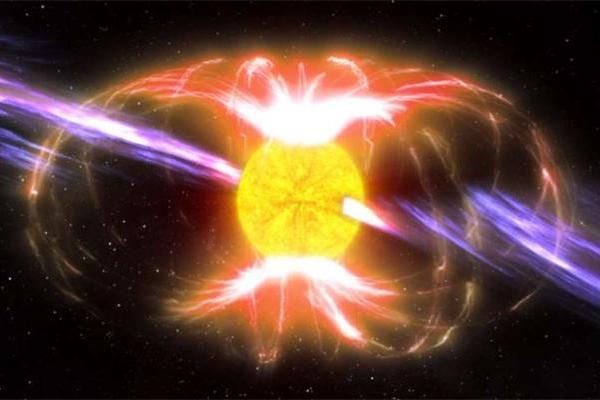每1.4秒自转一次,科学家在银河系发现已知旋转最快...