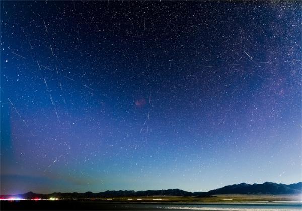 准备好许愿了吗?英仙座流星雨12日光临地球,午夜为最佳观测时间