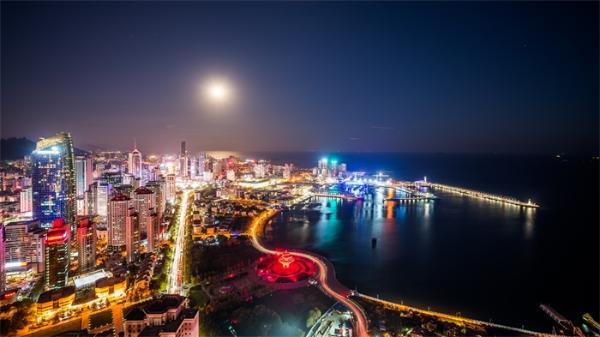 沿海城市扩张加剧海洋光污染!高达75%的海底受影响 对沿海物种构成严重威胁