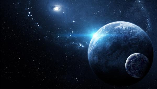 """""""黎明号""""探测器最新发现!谷神星上神秘的""""光斑"""",竟是一片片高盐度的海洋"""