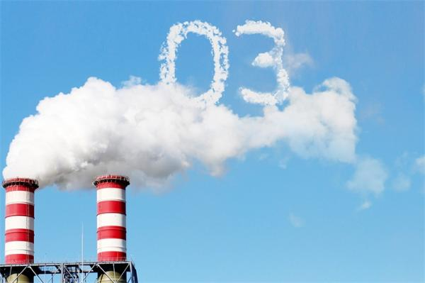 观测数据显示:过去20年来,北半球大气层最底层的臭氧水平已达最高