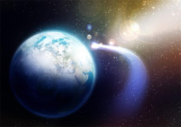 又来?一行星将以距地球最小距离飞过,比地月距离还要近!
