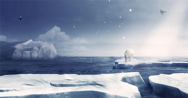 """危机!加拿大最后一个完整北极冰架坍塌,两天消失一个""""曼哈顿"""""""