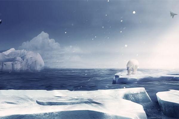 危机!加拿大最后一个完整北极冰架坍塌,两天消失一个...