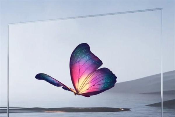 黑科技!小米发布全球首款量产透明电视,悬浮OLED...