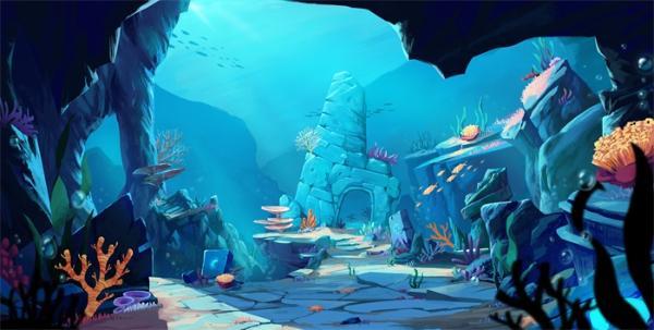"""神似""""树叶""""!科学家发现5.5亿年前海底生物 长着圆形吸盘可在海水中立起捕食"""